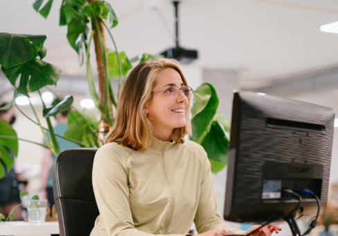internship opportunity space manager coworking barcelona